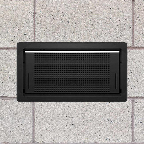 Smart Vent 1540-510 Dual Function Black Flood Vent