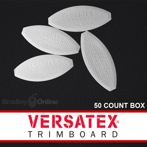 Versatex PVC Joint Biscuits 50 Count
