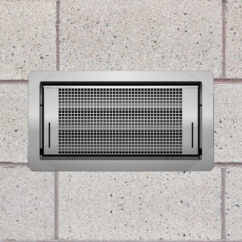 Smart Vent 1540-510 Dual Function Stainless Steel Flood Vent
