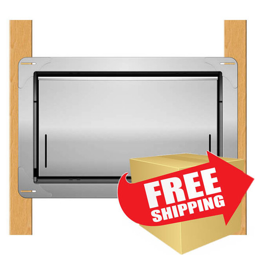 Smart Vent 1540-570 Insulated Flood Vent, Stainless Steel - IN-STOCK, SHIPS FREE