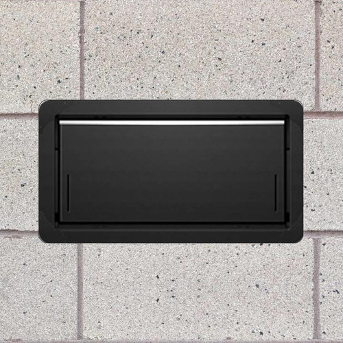 Smart Vent 1540-520 Insulated Black Flood Vent