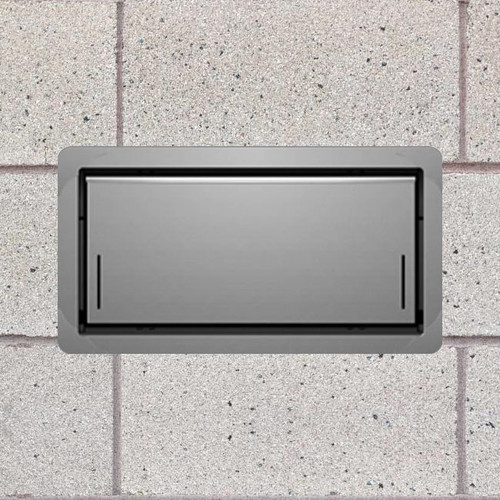 Smart Vent 1540-520 Insulated Gray Flood Vent