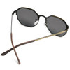Picture of Tabulae Eyewear RA with custom sunglass frame and lens