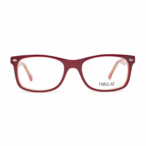 Picture of Tabulae Eyewear TE 15 with custom sunglass frame and lens