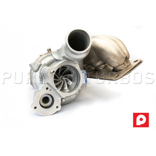 BMW N55 Stage 2 Turbo Upgrade - Pure Turbos PURE-N55-S2
