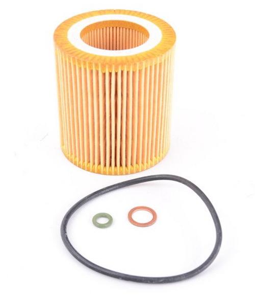 BMW 0W-30 TwinPower Turbo Engine Oil Change Kit - Genuine BMW 83212365950KT