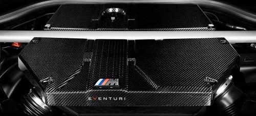 BMW Carbon Fiber Intake System X3M/X4M - Eventuri EVE-FX34M-CF-INT