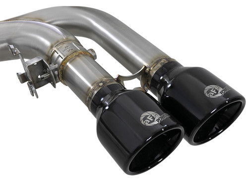 BMW MACH Force Xp Muffler Delete Cat-Back Exhaust System - aFe Power 49-36342-B