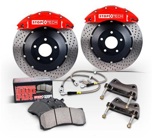 Front StopTech Brake Rotor 83.646.4700.53