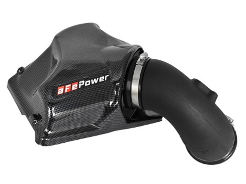 BMW Magnum FORCE Stage 2 Cold Air Intake System with Carbon Fiber Cover and Pro 5R Filter -aFe 54-12912-C
