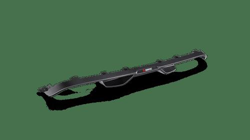 BMW Carbon Fiber Rear Diffuser - Akrapovic DI-BM/CA/1