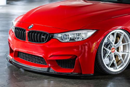 BMW F8X Carbon Fiber Front Lip - STREETFIGHTER LA SFXLA-F80-FLCBN