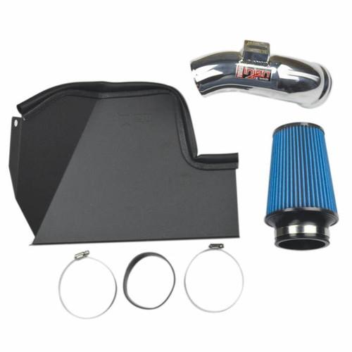 BMW Polished SP Short Ram Cold Air Intake System - Injen SP1129P