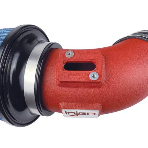 Toyota Wrinkle Red SP Cold Air Intake System - Injen SP2300WR