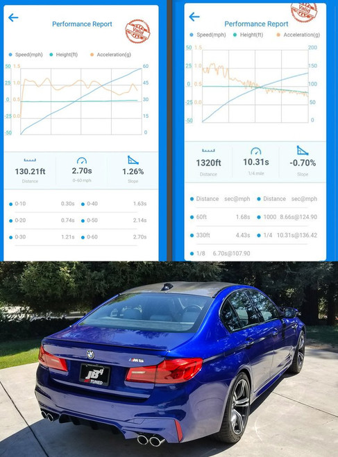 BMW F90 M5 JB4 Performance Tuner - Burger Motorsports JB4-F90-M5
