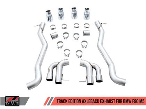 BMW Track Edition Axle Back Exhaust - AWE Tuning 3020-42069