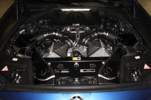 BMW Carbon Fiber Cold Air Intake - Dinan D760-0035