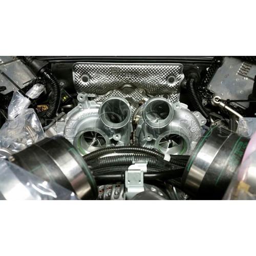 BMW S63/S63tu Stage 2 Upgrade Turbos - Pure Turbos Pure-S63-S2