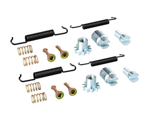 Centric Parts 117.34013 Rear Disc Brake Hardware Kit