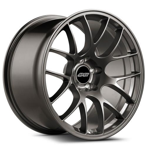 """BMW 18x10"""" ET25 APEX EC-7 Wheel - Anthracite"""