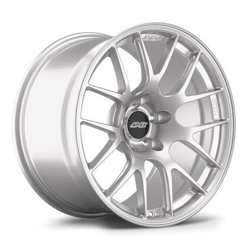 """BMW 18x10"""" ET25 APEX EC-7R Forged Wheel - Race Silver"""