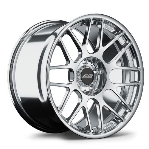 """BMW 17x8.5"""" ET35 APEX ARC-8R Forged Wheel - Polished"""