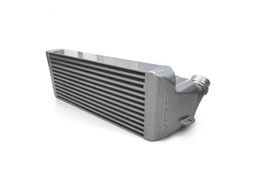 """BMW HD Intercooler Upgrade Kit - VRSF 10303020 (6.5"""" Stepped Competition HF FMIC)"""