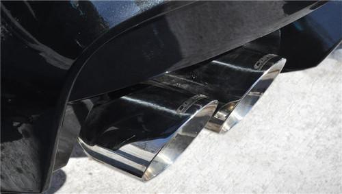 BMW Axle Back Sport Exhaust (Black Tips) - Corsa 14929BLK