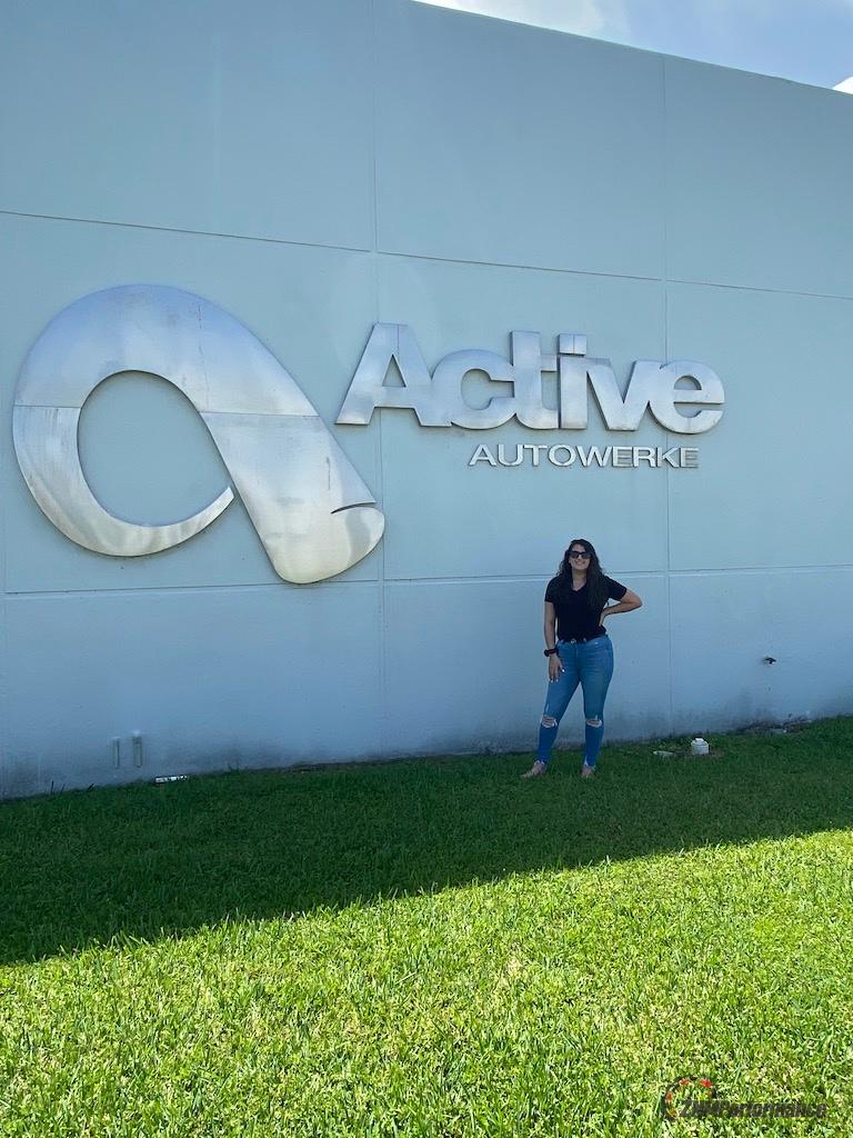 We visited Active Autowerke in Miami, Florida!
