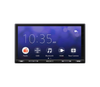 "Sony XAV-AX5600 6.95"" Media Receiver with CarPlay/ Android Auto/ Weblink Cast Bluetooth Digital Receiver"