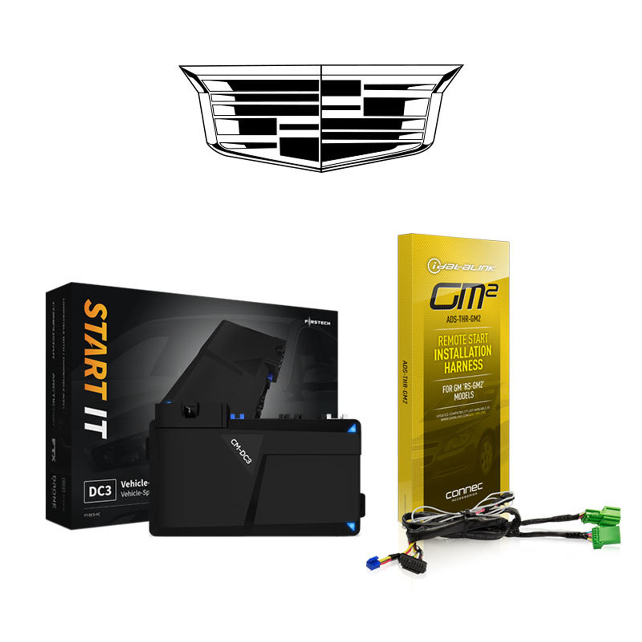 Cadillac Remote Start System