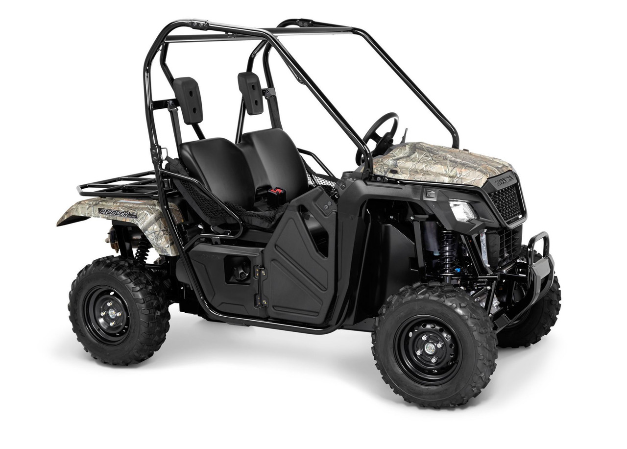 Honda Pioneer 500 Audio