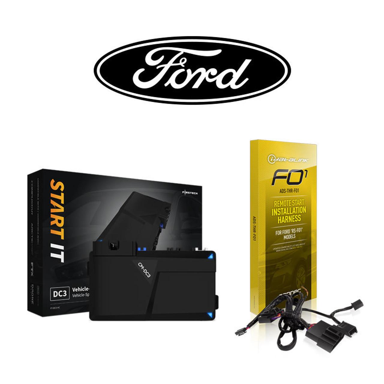 Ford Remote Start System