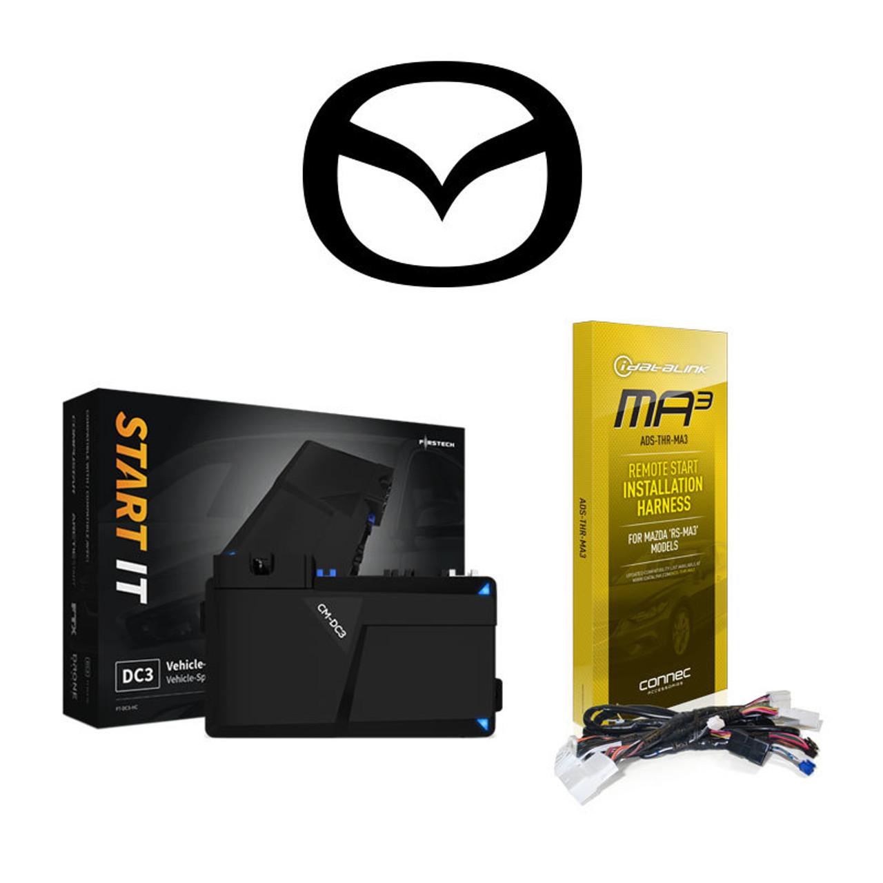 Mazda Remote Start System