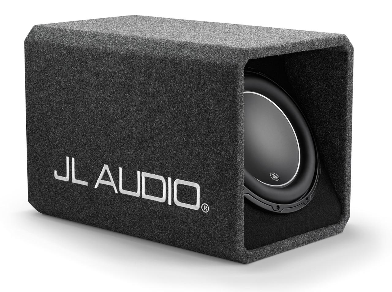 JL Audio HO112-W6v3: Single 12W6v3 H.O. Wedge, Ported, 2 Ω