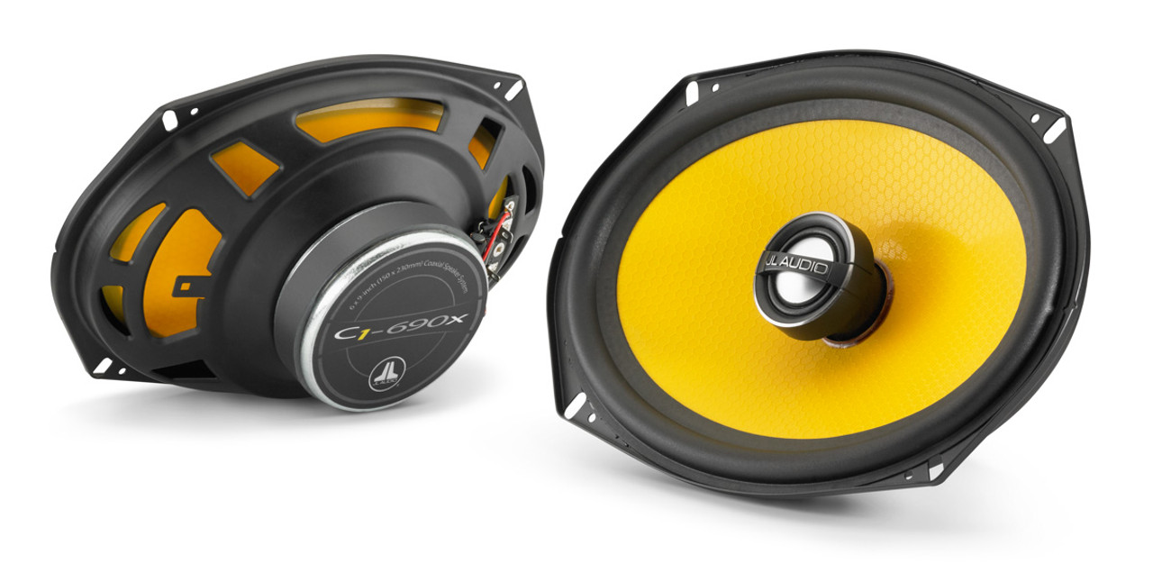 JL Audio C1-690x: 6 x 9-inch Coaxial Speaker System