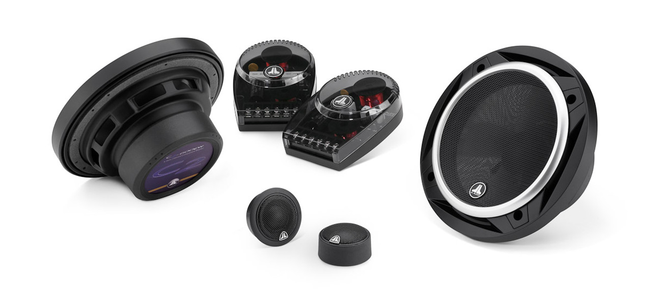 C2-600: 6-inch (150 mm) 2-Way Component Speaker System