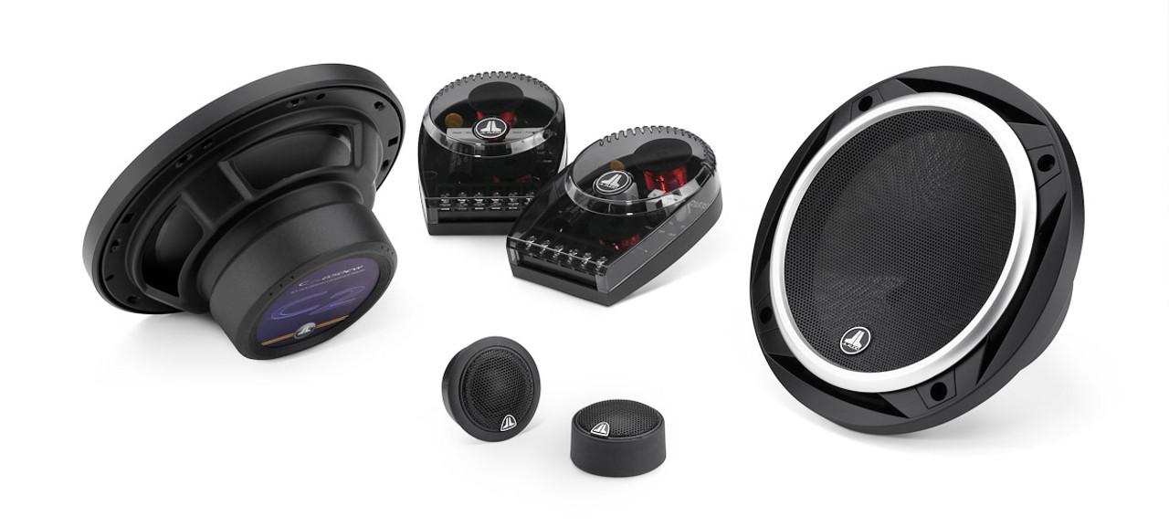 C2-650: 6.5-inch (165 mm) 2-Way Component Speaker System