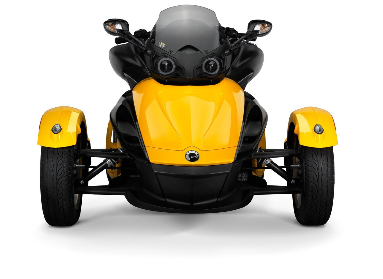 Can-Am Spyder RS Roadster Audio