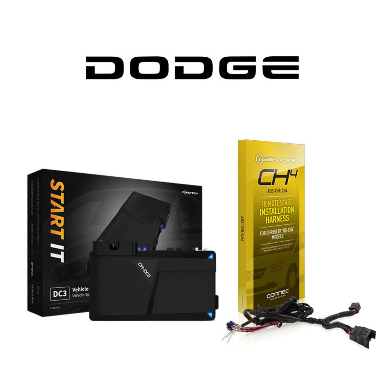 Dodge Remote Start System