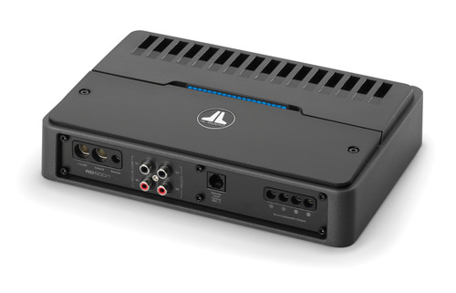 JL Audio RD500/1: Monoblock Class D Subwoofer Amplifier, 500 W