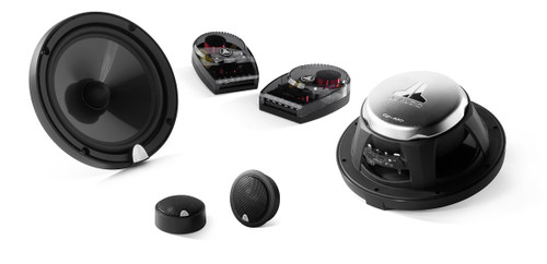 JL Audio C3-650: 6.5-inch Convertible Component/Coaxial Speaker System