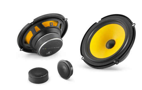 JL Audio C1-650: 6.5-inch 2-Way Component Speaker System