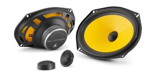 JL Audio C1-690: 6 x 9-inch 2-Way Component Speaker System