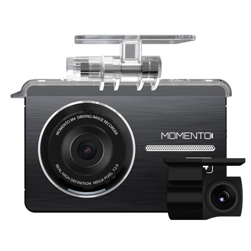 Momento M4 HD Dual Dash Cam