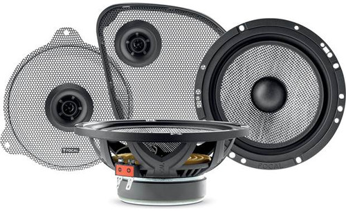 "Focal HDA 165-2014 UP 6-1/2"" component speaker system for select 2014-up Harley-Davidson motorcycles"