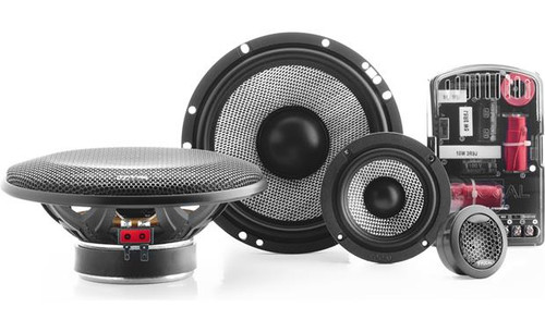 "Focal Performance 165AS3 Access Series 6-1/2"" 3-way component speaker system"