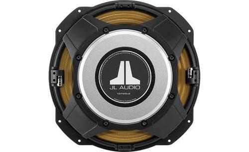 "JL Audio 13TW5v2-4 Shallow-mount 13.5"" 4-ohm subwoofer"