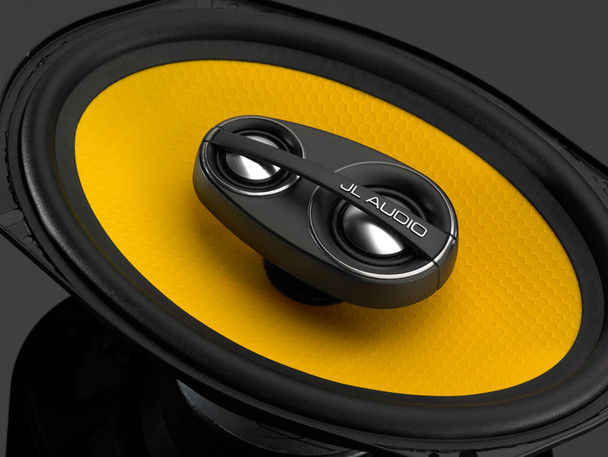 JL Audio C1-690tx: 6 x 9-inch 3-Way Coaxial Speaker System