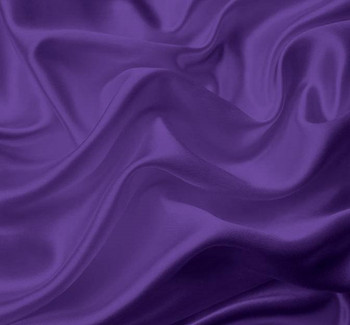Bridal Satin Purple Gem